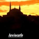 lavie cafe büyükada kartpostalları